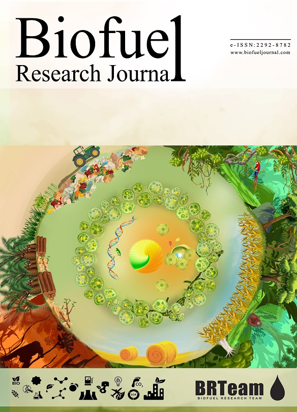 Biofuel Research Journal